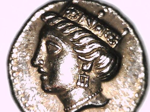 Euxinos Pontos, Pontos, Amisos Siglos Coin
