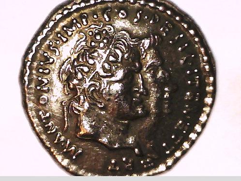 Emperor M. Antony, Cistophoric Tetradrachm Coin