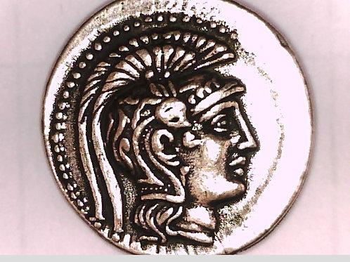 Attica Athens Drachm Athena / Owl Amphora coin