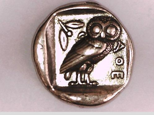 Attica, Athens, Tetradrachm, Athena / Owl, Coin