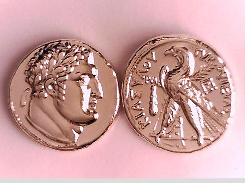 The Judas coin, Tyre Shekel, Tetradrachm