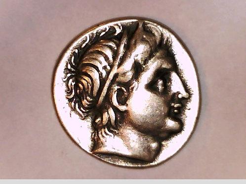 Macedon Demetrios I Poliorketes Tetradr Amphipolis
