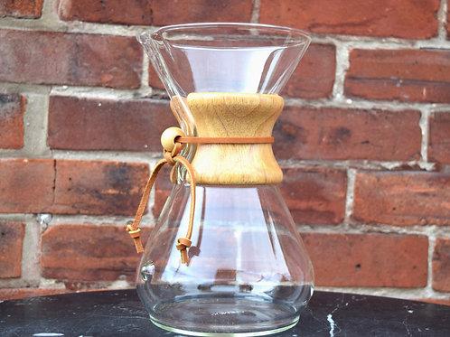 8 Cup Chemex Brewer