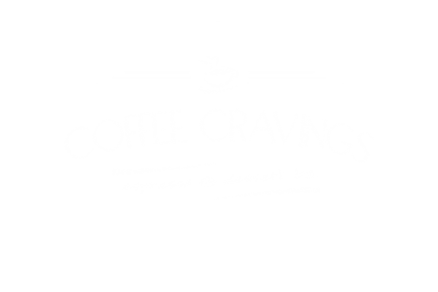 Coffee Cravings Logo Transparent White[2