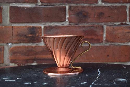 V-60 Copper Pour Over