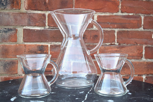 8 Cup Chemex Brewer with Handle