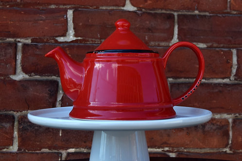 Small Enamel Teapot