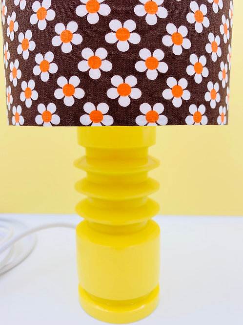 Little Yellow Lamp & Shade
