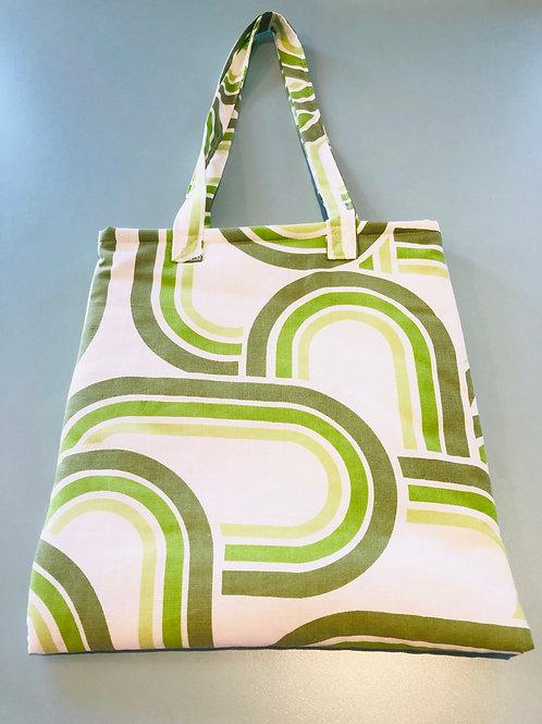1970's Fabric Bag