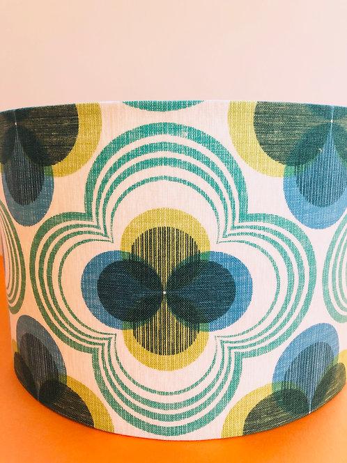 Robert Kaufman 60's Fabric 25cm