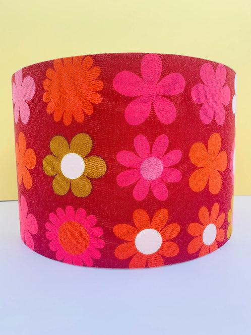 Genia Sapper Fabric Shade 30cm