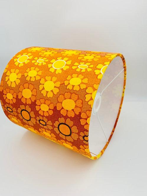 Barkcloth Lampshade 25cm