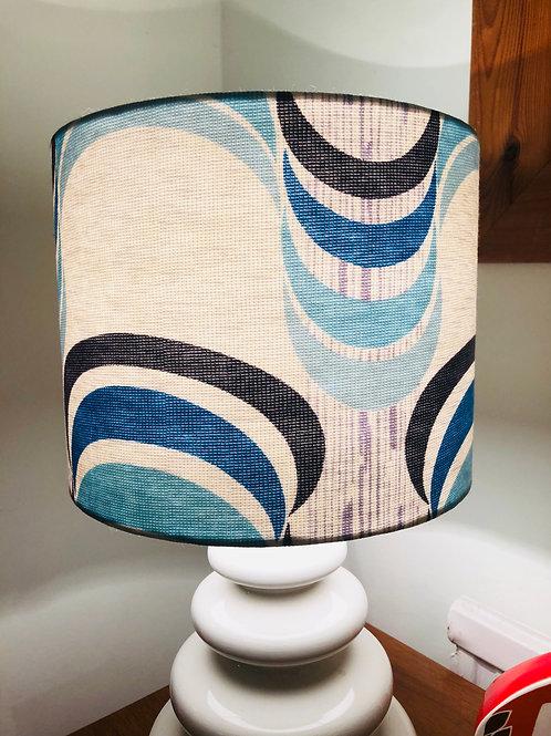 70's Fabric Shade 35cm