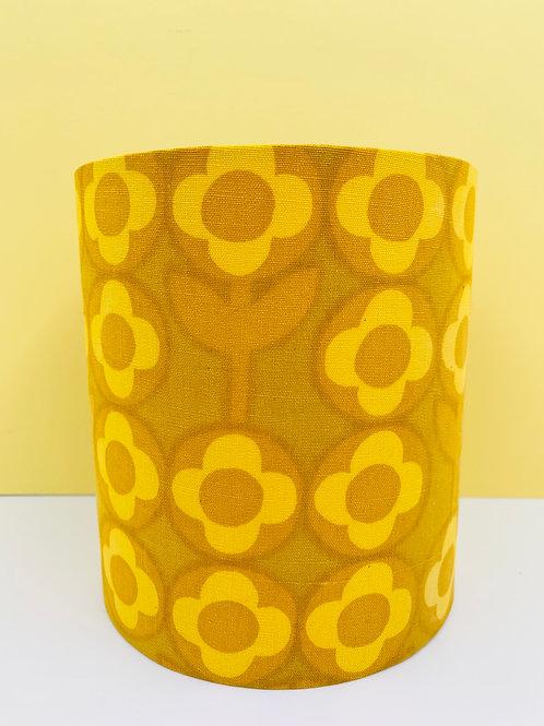 Vintage Heals Fabric Lampshade 15cm