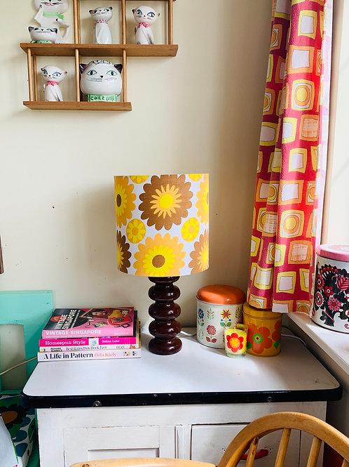 Vintage Doulton Lamp & Shade