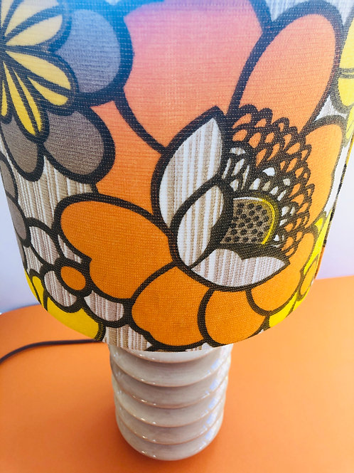 Vintage Lamp and Shade