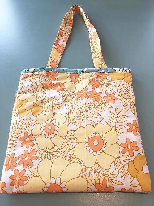 Vintage Fabric Bag