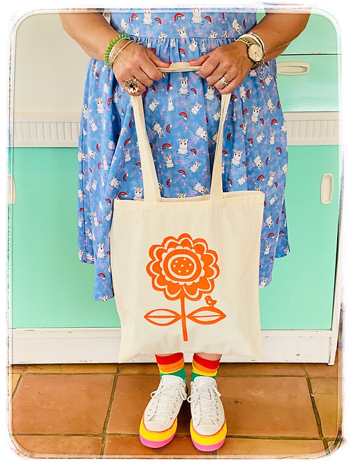 Screen Print Tote