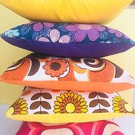 Handmade with Vintage Fabrics