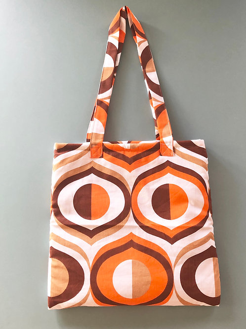 Retro Fabric Bag