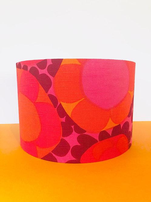 70's Fabric Shade 30cm