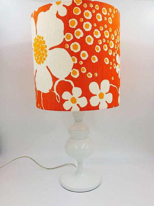 White Lamp & Shade