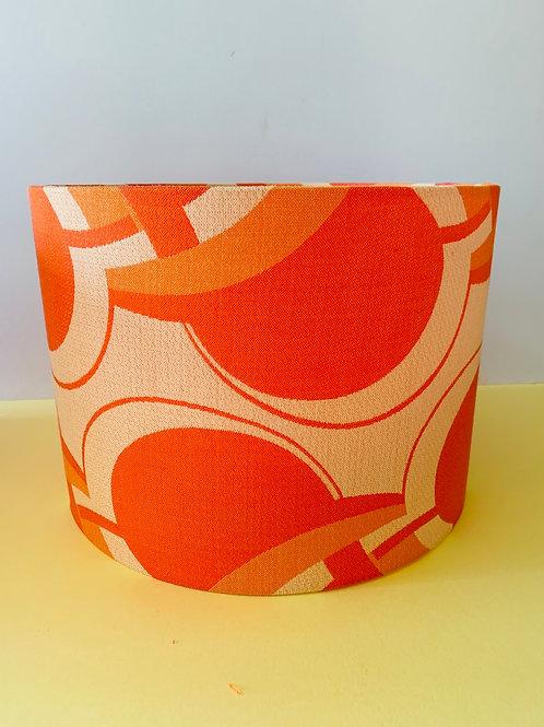 70s Fabric Shade 35cm