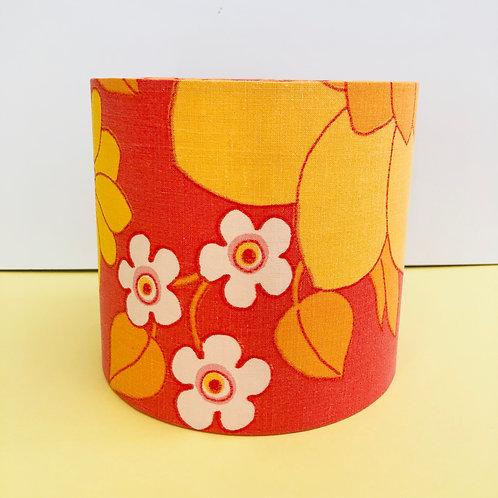70s Fabric Shade