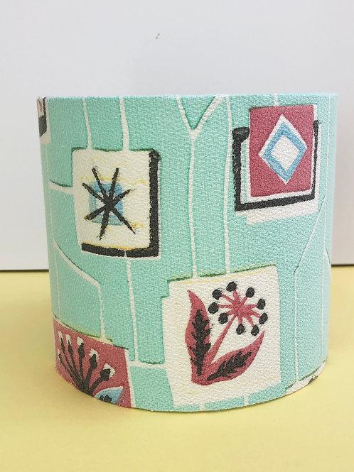 50s Fabric Shade 15cm