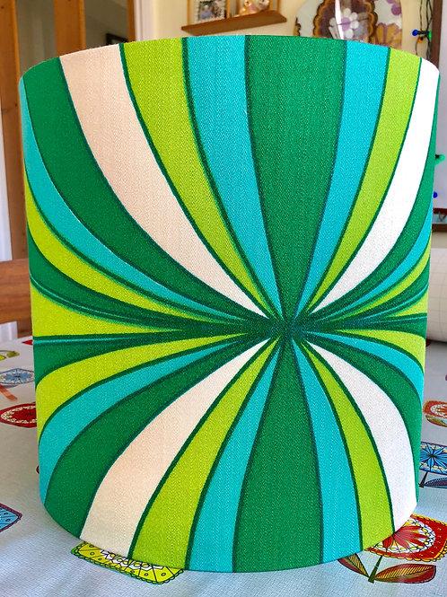 60's Fabric Shade