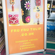 🧡 Fru Fru Tulip has their own pop up Fa