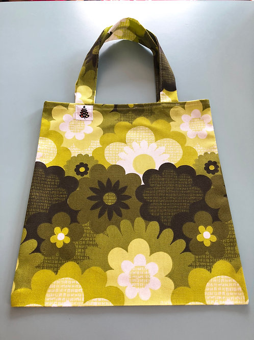 Original 60's fabric tote