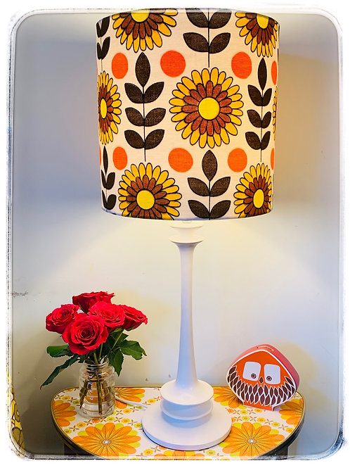 Retro Lamp & Shade