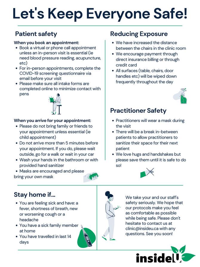 COVID-19 Clinic Protocol