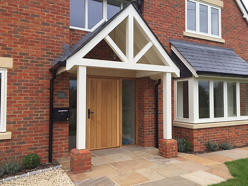 Modern New Build homes Oxfordshire