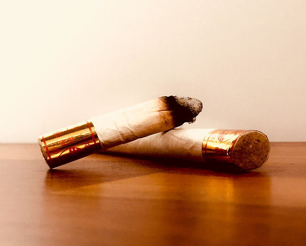 Moxibustion is used to heal by strenghtening the flow of qi and blood