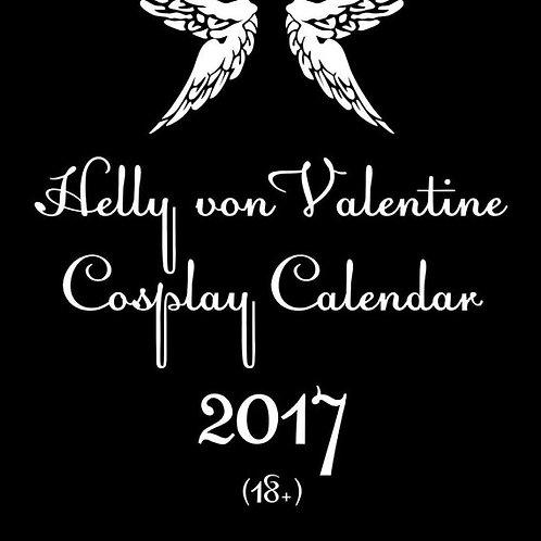 2017 Erocosplay Calendar !!!18+!!!
