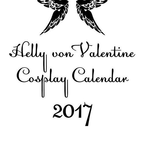2017 Cosplay Calendar