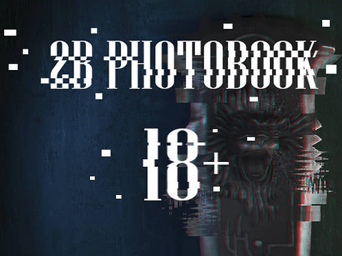 Nier Automata - 2B erocosplay photobook !!!18+!!!