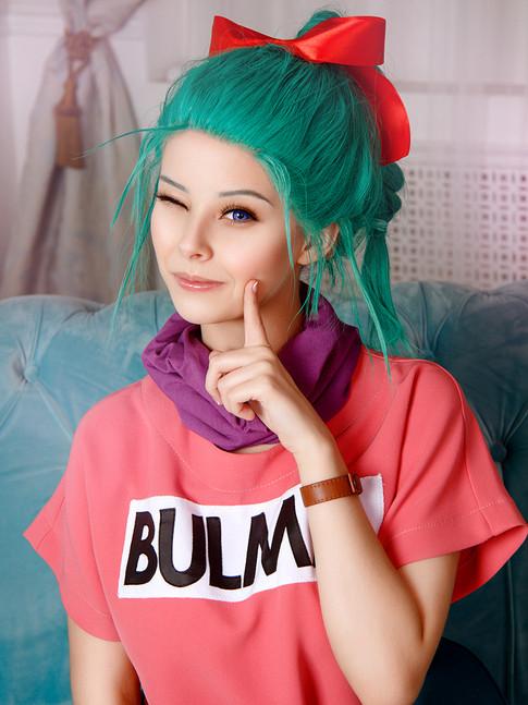 Cosplay Bulma