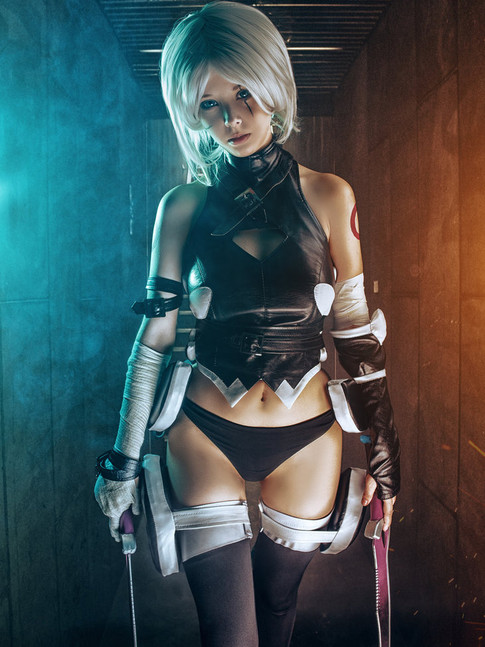 Cosplay Jack the Ripper