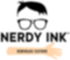 Nerdy Ink Temporary Tattoos