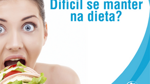 Como não desistir da dieta com 12 atitudes!