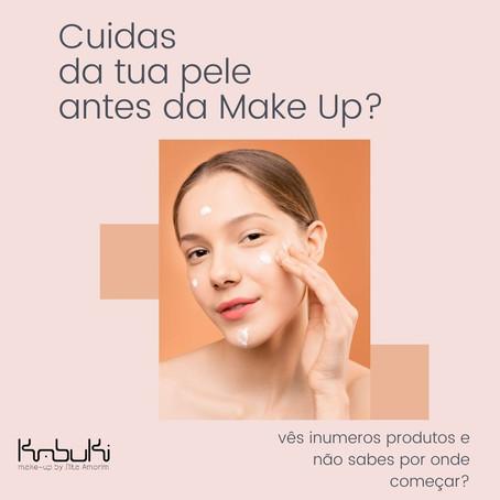 Skin Care - Cuidas da tua pele?