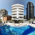 Flat e piscina