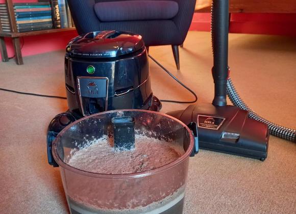 Resíduo da Higienização e Lavagem
