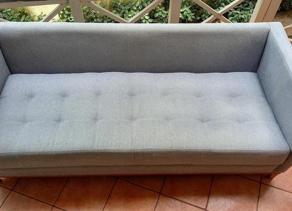 Higienização e Lavagem de sofá (depois)