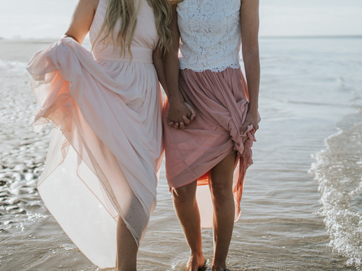 Micro Wedding|| Beach Elopement