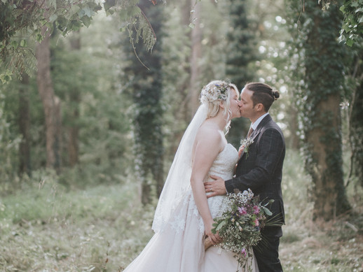 A Real Woodland Wedding| Wiltshire Wedding Photographer