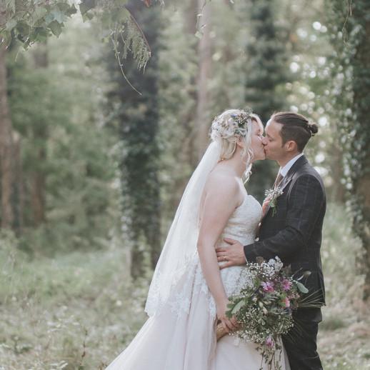 A Real Woodland Wedding| Wiltshire Wedding Photographer